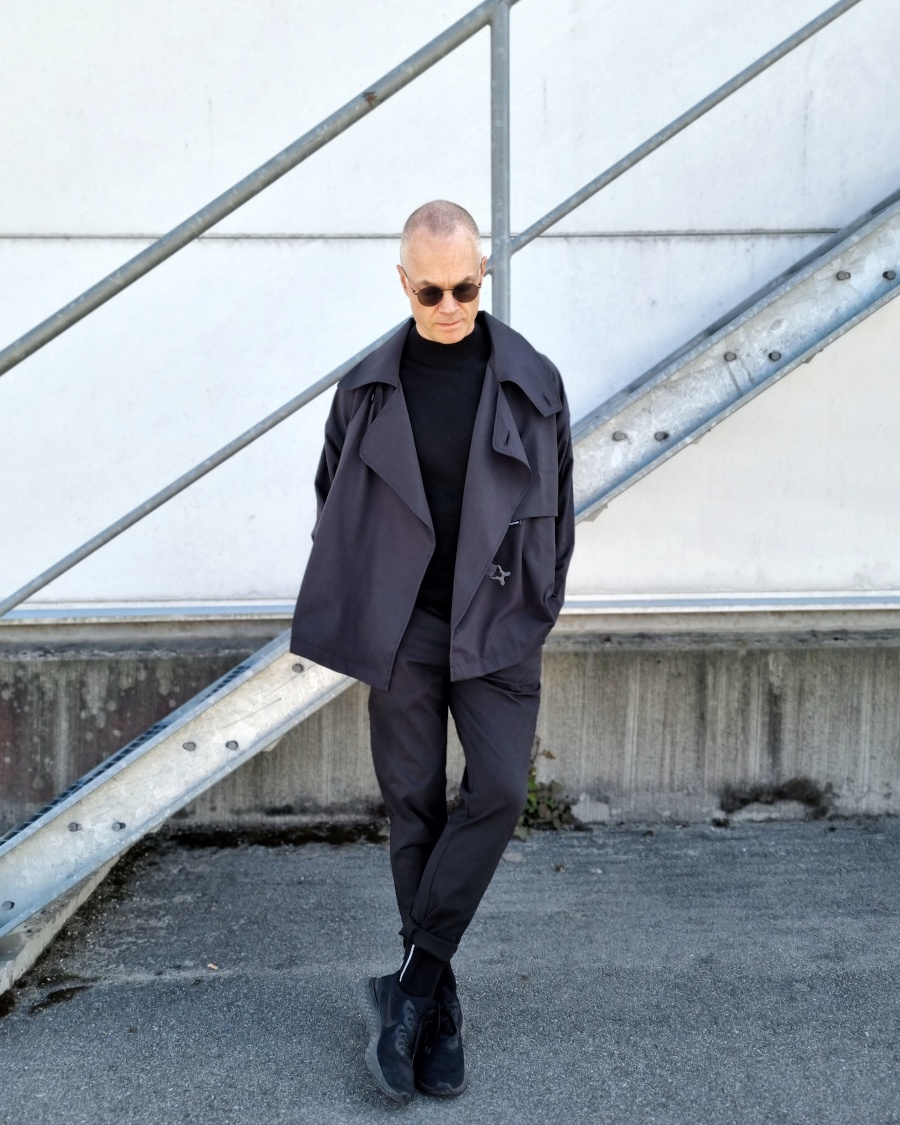 DYC Team Trench Coat