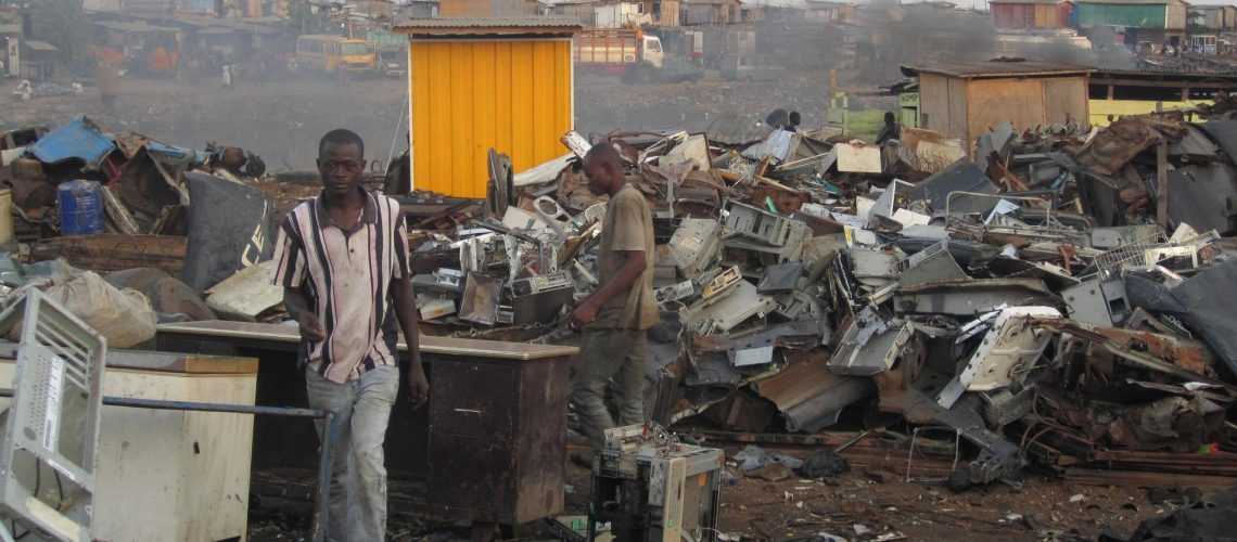 FairICT_Agbogbloshie Ghana_e-waste _ wiki commons_web
