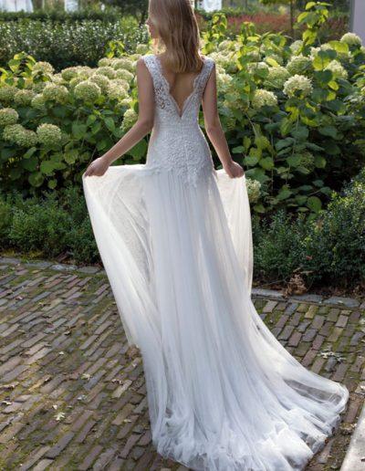 Brautkleid von Modeca