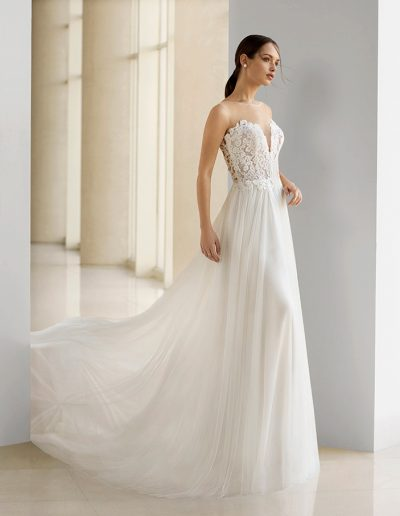 Brautkleid von Rosa Clara