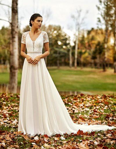Brautkleid von Alma