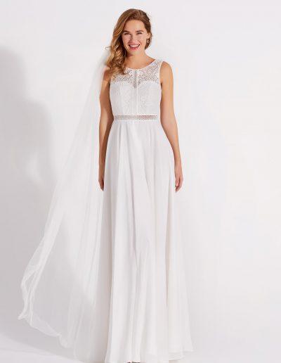 Brautkleid 08-4110 von Lilly.