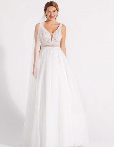 Brautkleid 08-4116 von Lilly.