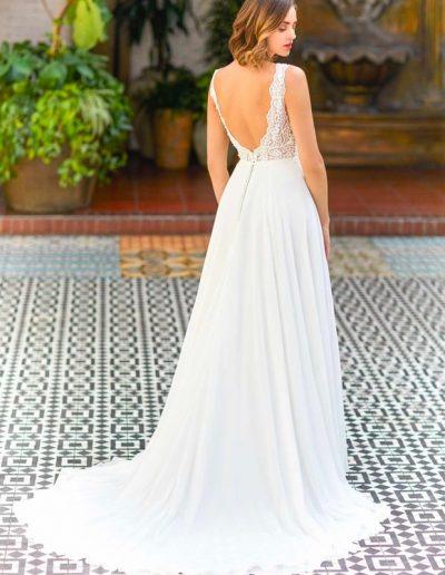 Brautkleid Florentine von Kenneth Winston.