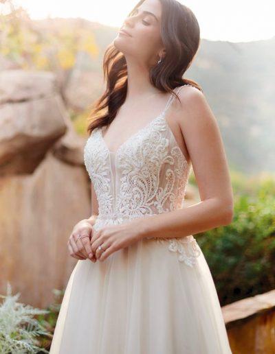 Brautkleid Frieda von Kenneth Winston.