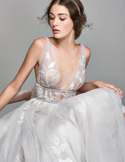 Brautkleid Galatea von Watters.