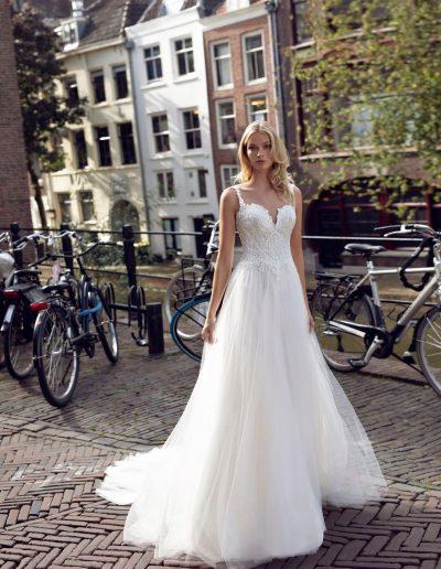 Brautkleid Kendall von Modeca.