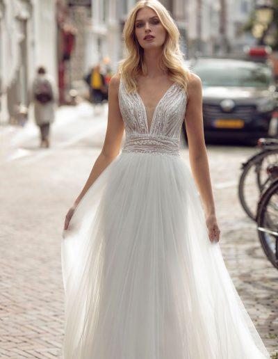 Brautkleid Korina von Modeca.