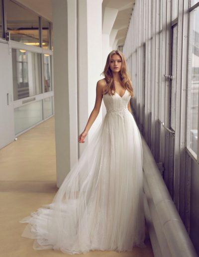 Brautkleid Lorane von Modeca.