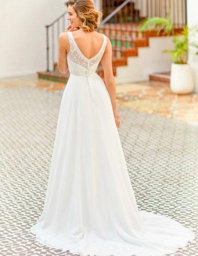 Brautkleid Nele von Kenneth Winston.
