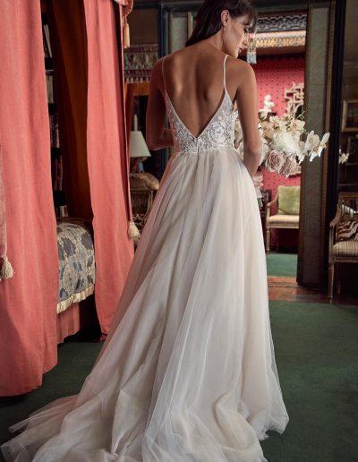 Brautkleid Truvy von Watters.