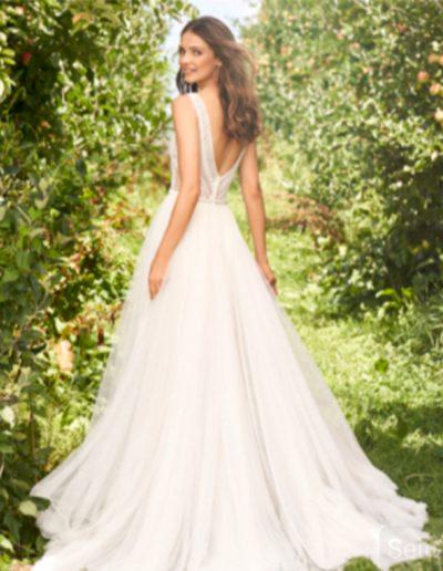 Brautkleid 66122 von Justin Alexander