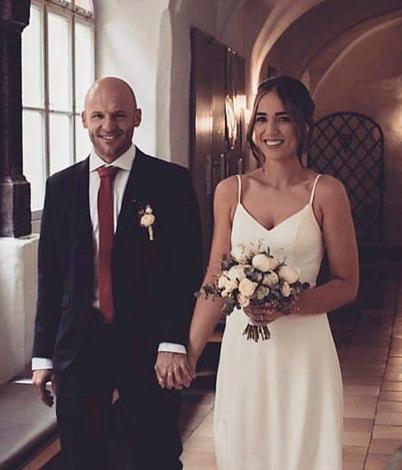 Laura Sa. mit Ehemann