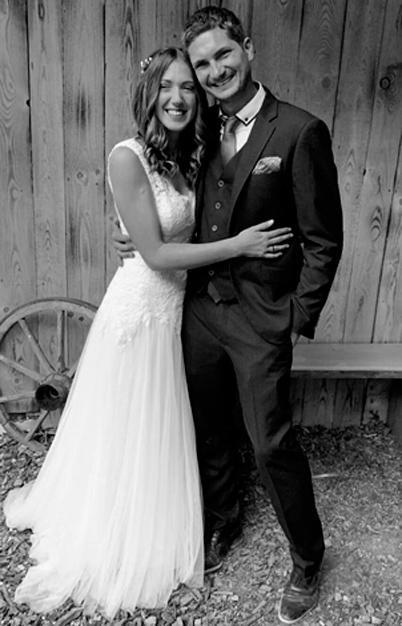 Lisa S. mit Ehemann