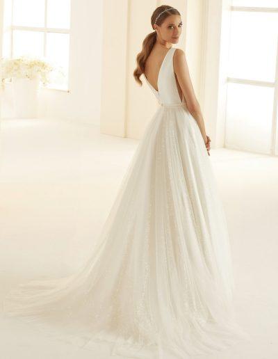 Brautkleid Amanda von Bianco Evento