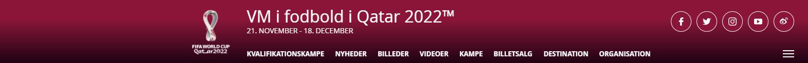 VM FOdbold 2022