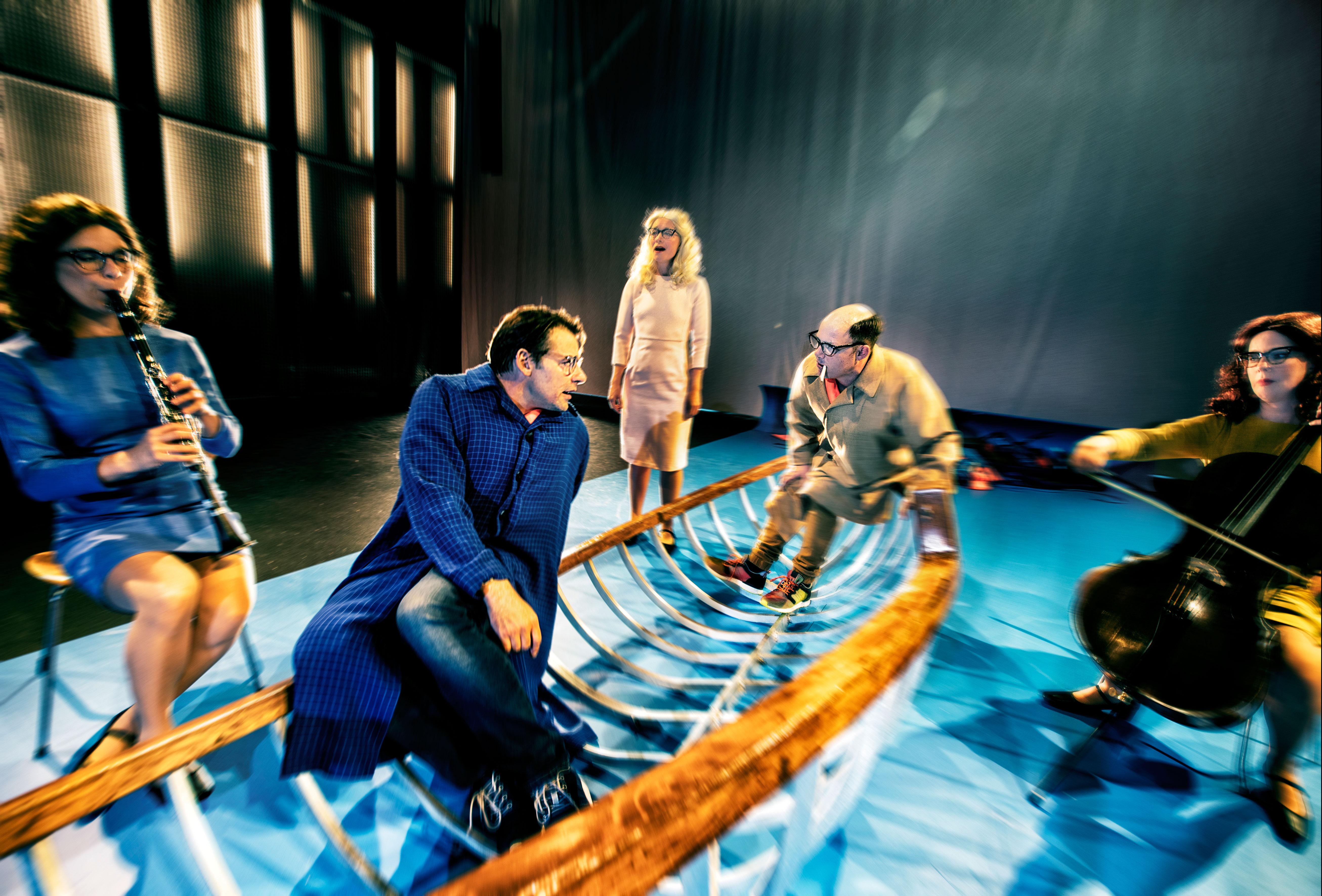 »Flygt« – Teatergrad – Foto af Per Morten Abrahamsen