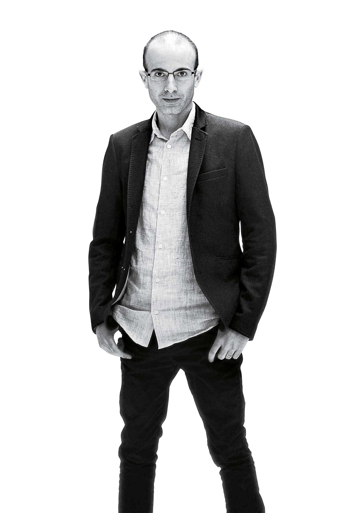 Yuval Noah Harari techbizdesign hall of fame