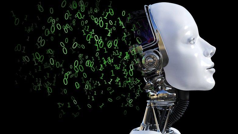 AI robot 12