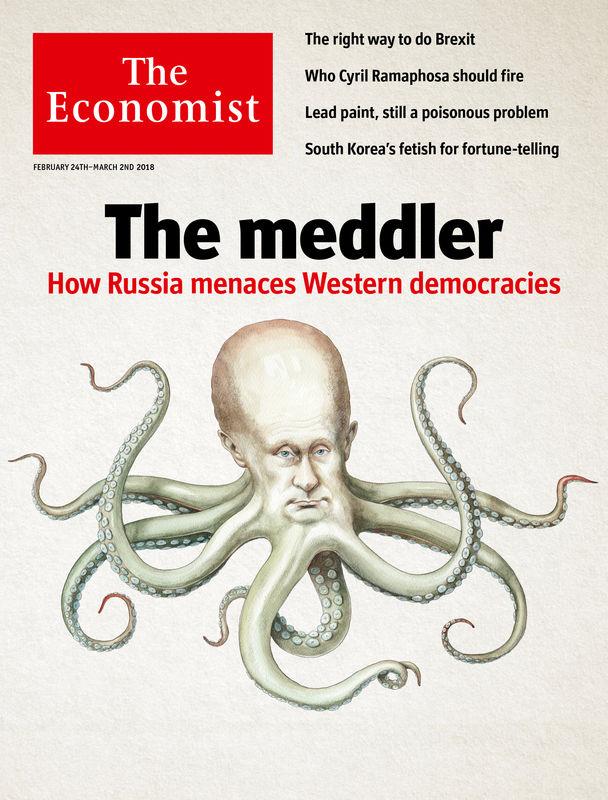The Economist's editors pick the ten covers that define ...