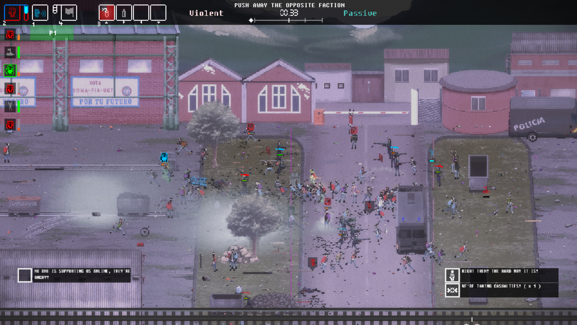 riot civil unrest screenshot 3