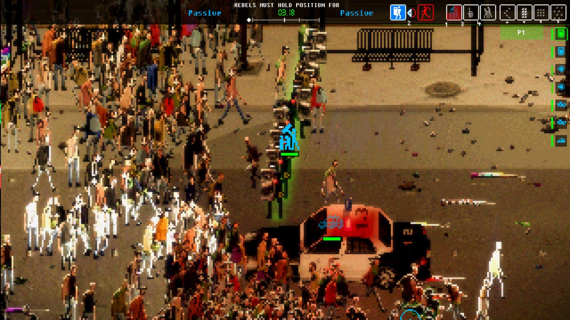 riot civil unrest screenshot 4