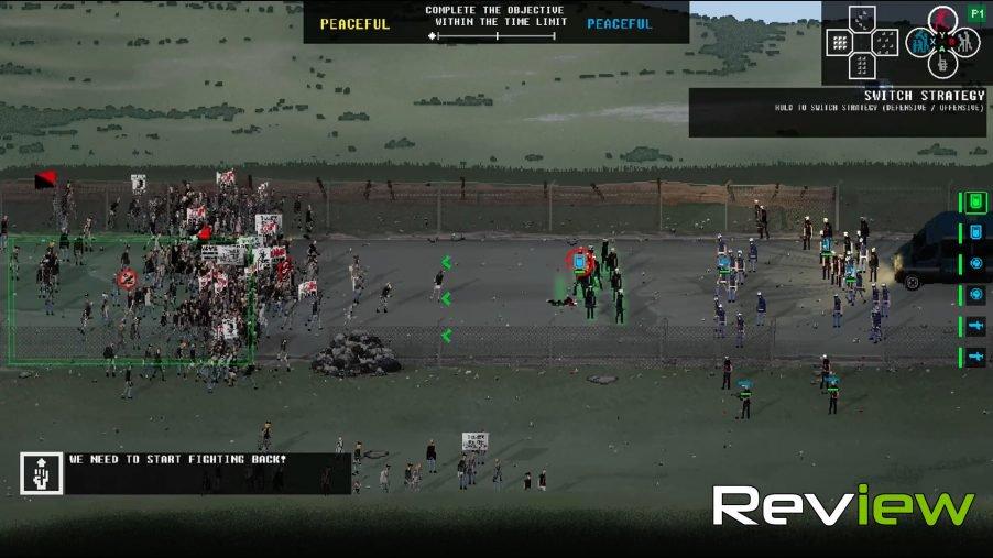 riot civil unrest review header