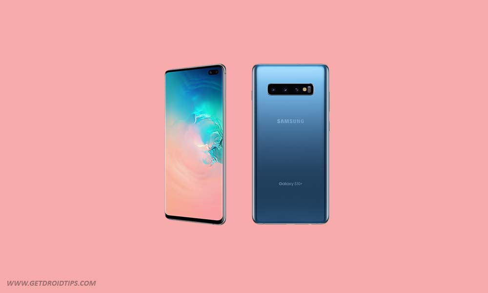 Download Galaxy S10 Plus Camera Cutout Hole Punch Display Wallpaper Techregister