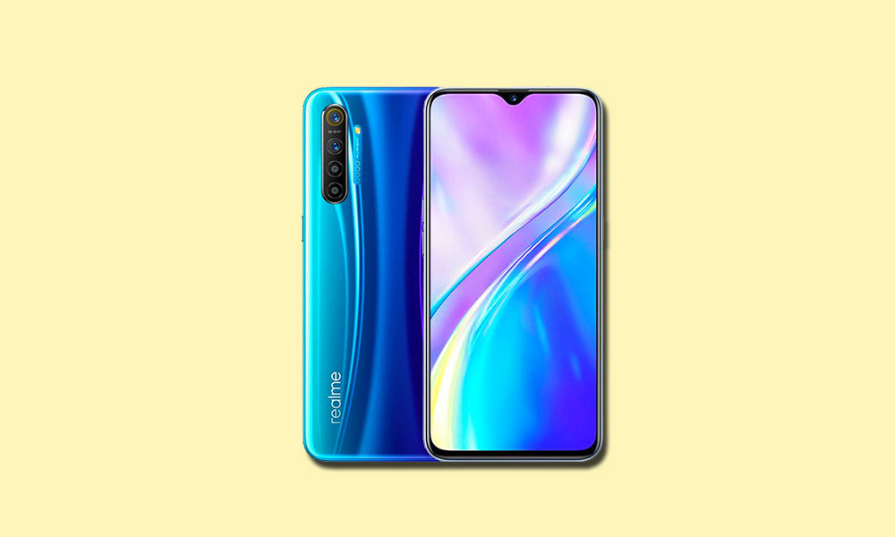 Download Realme XT Stock Wallpapers in Full HD+