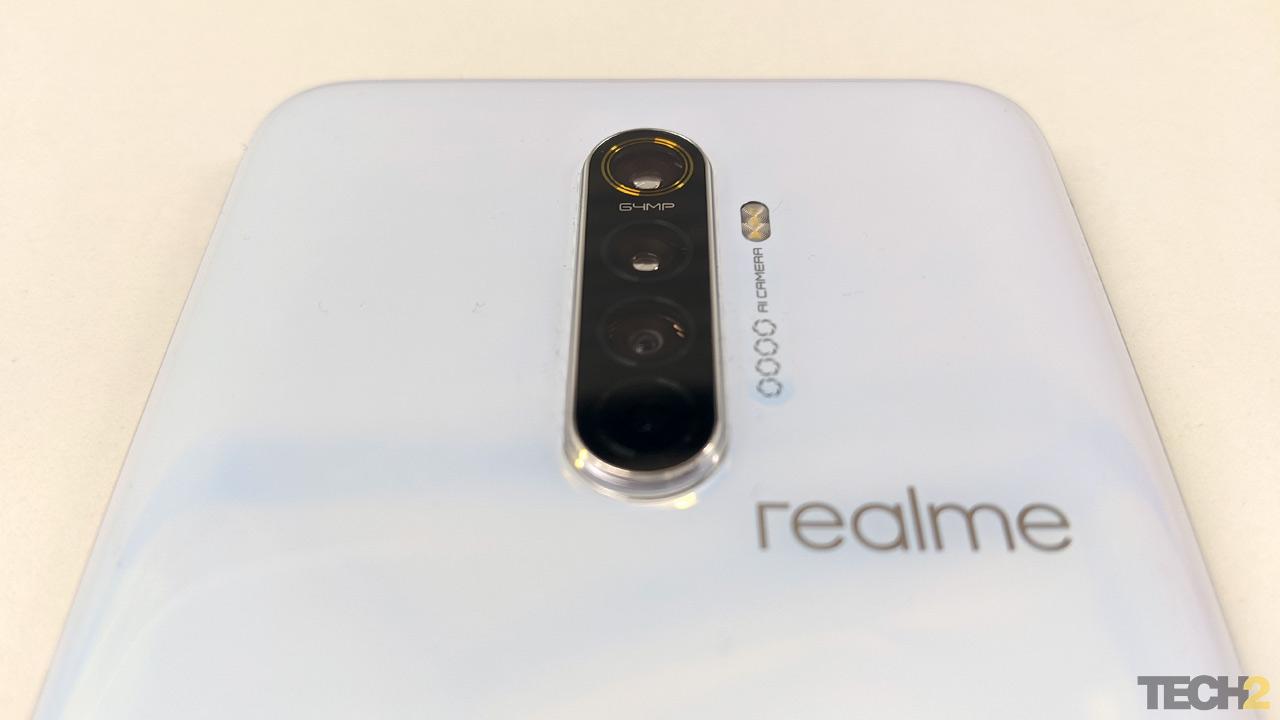 Realme X2 Pro. Image: tech2/Abhijit Dey