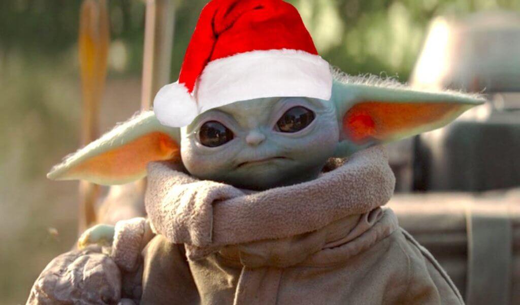 baby yoda gift disney plus