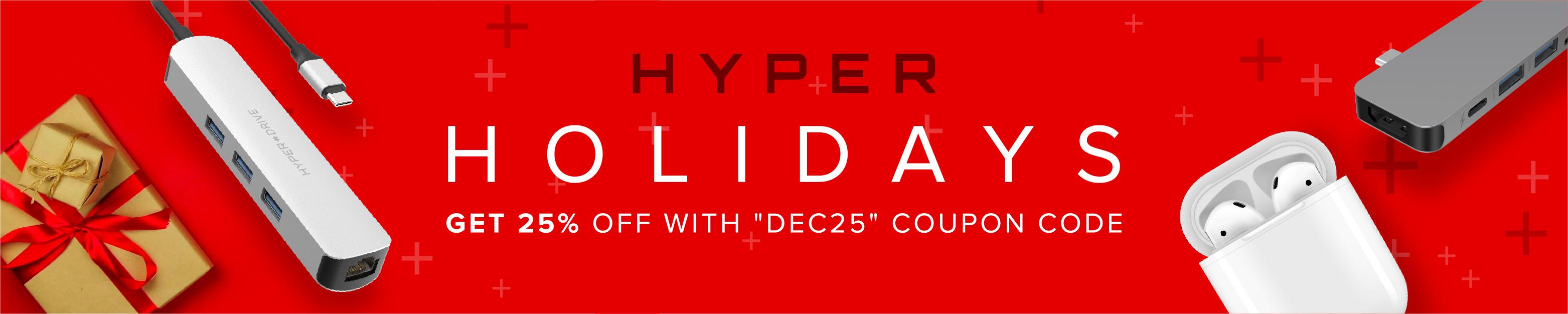 Hyper USB-C Hub sale