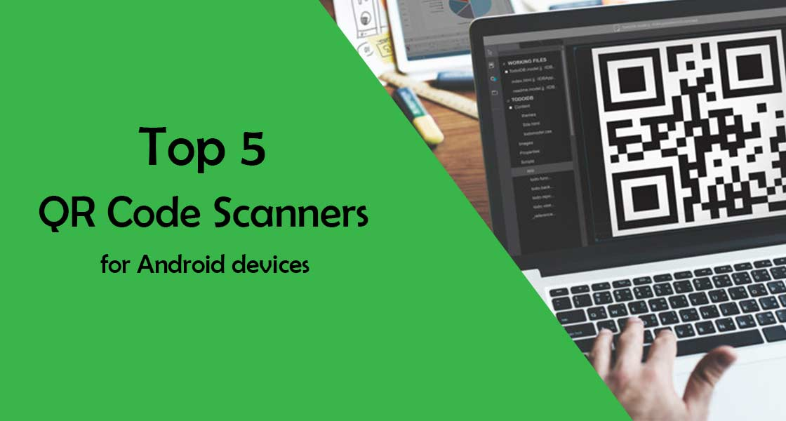 Top 5 QR Code Scanners for Android
