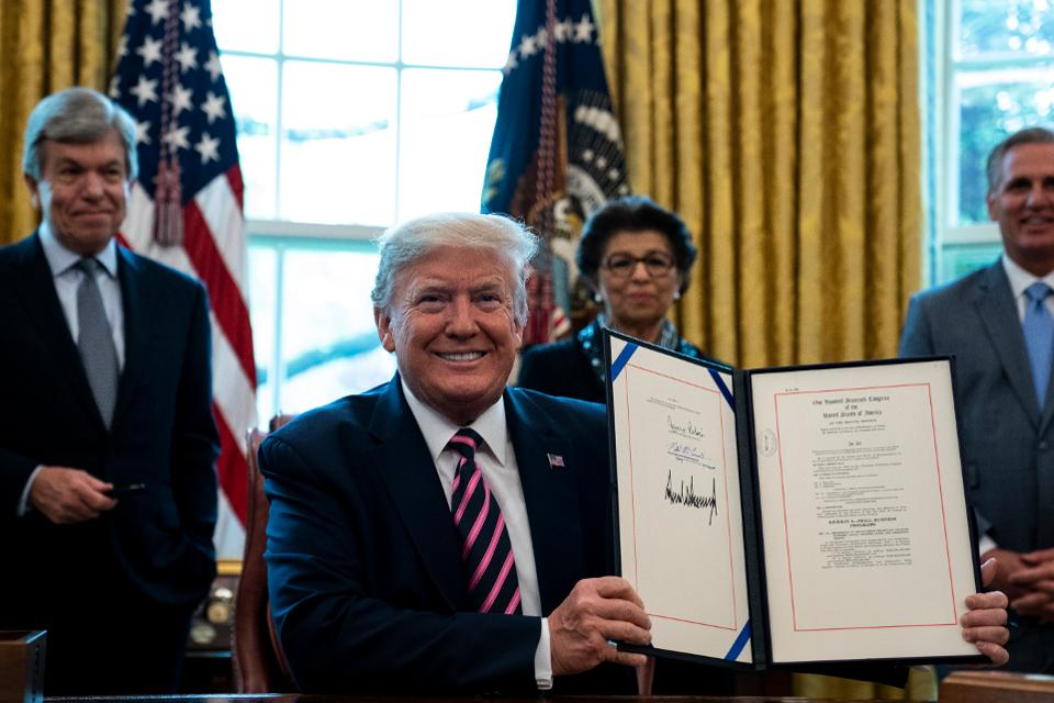 stimulus checks, stimulus, coronavirus, lockdown, Donald Trump, image