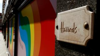 Harrods closed the doors of its Knightsbridge store in March