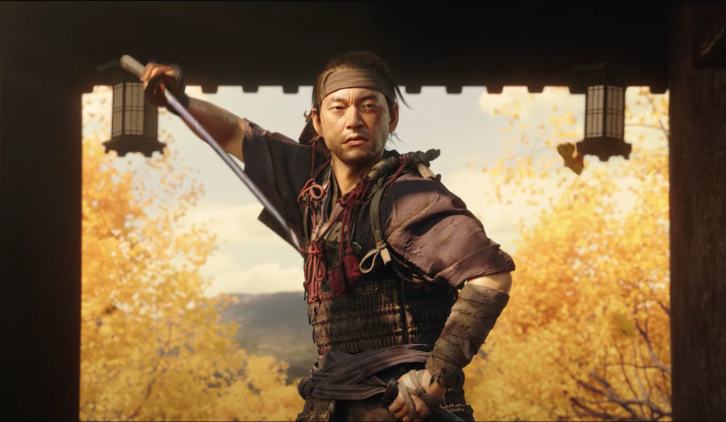 Ghost of Tsushima, PlayStation 4, PS4, Sony, sucker punch, Sucker Punch Productions