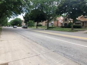 Oklahoma Ave. Before