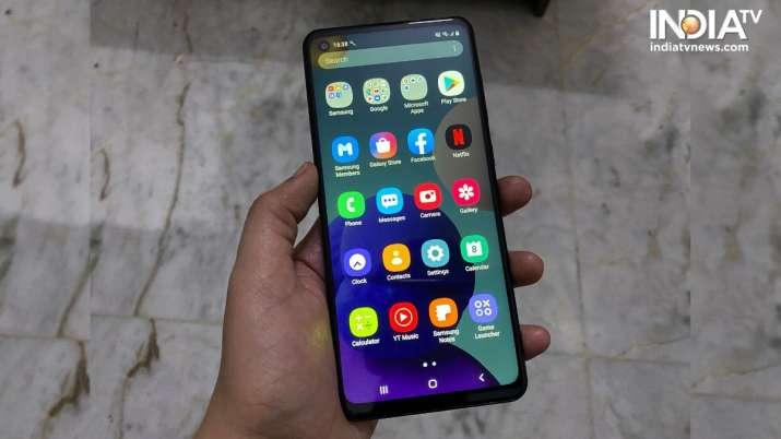 India Tv - samsung, samsung smartphones, samsung galaxy a series, samsung galaxy a21s, samsung galaxy a21s laun