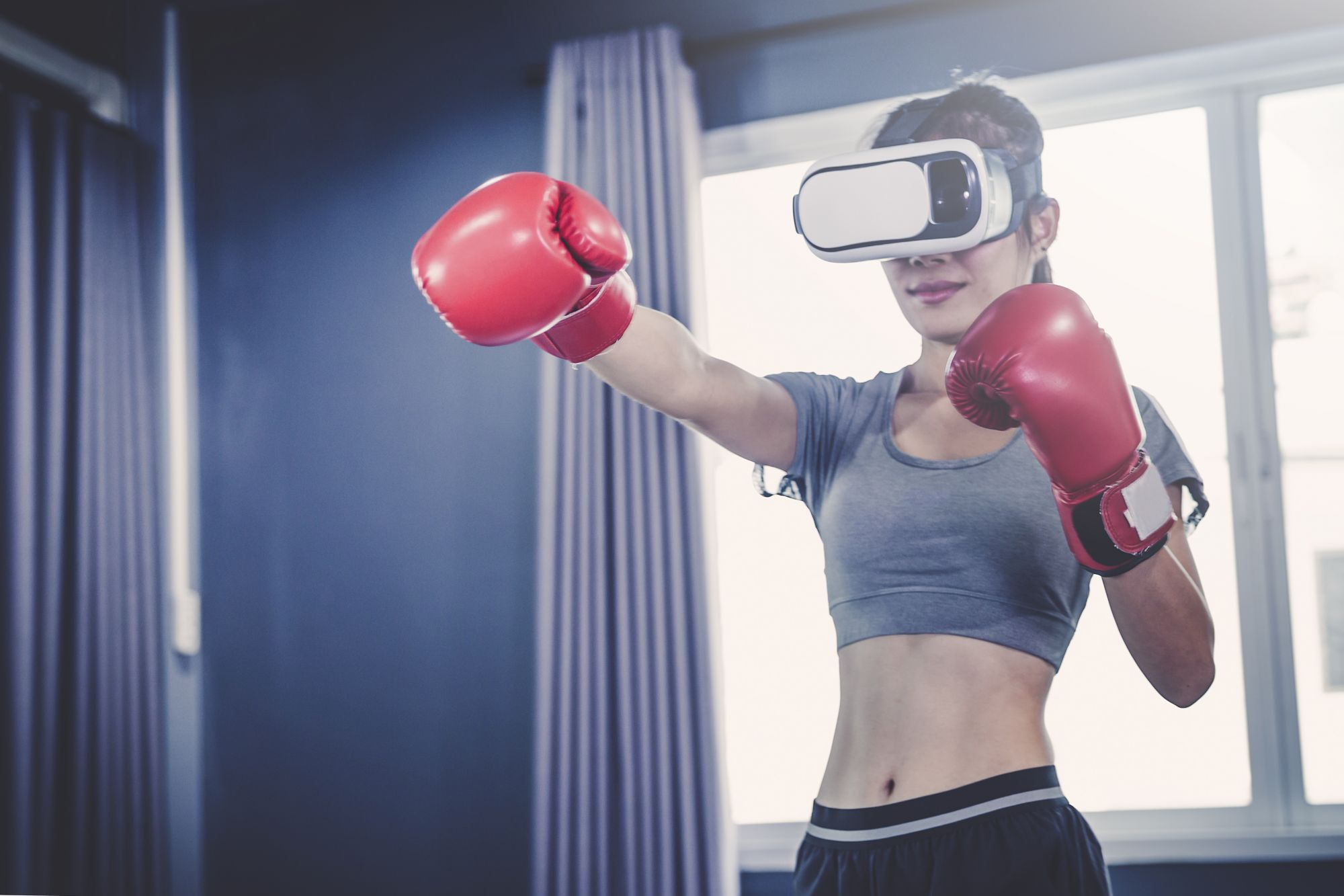 7 Fitness Video Games To Try For A Fun At Home Workout