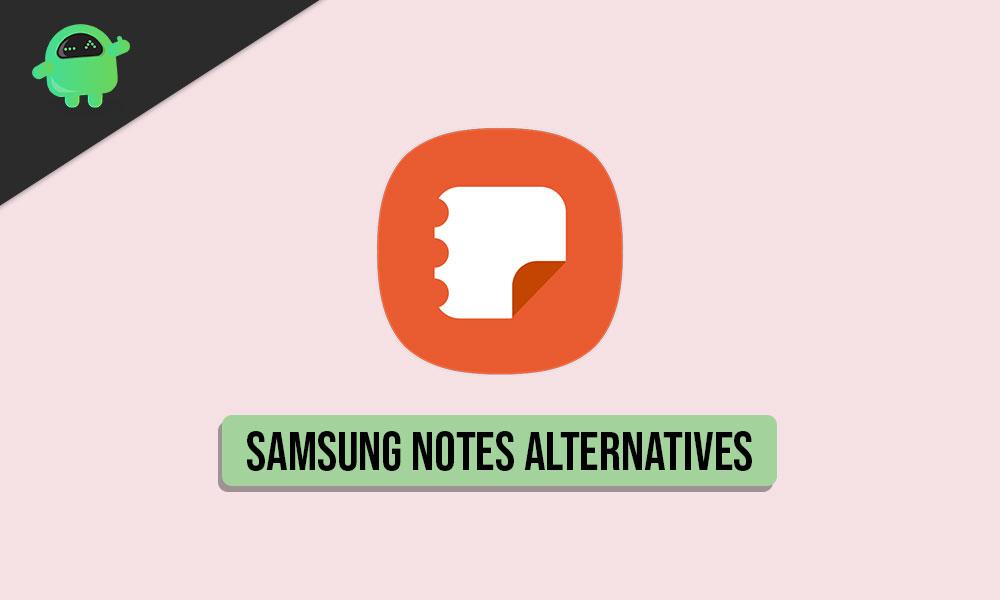 Best Samsung Notes Alternatives in 2020
