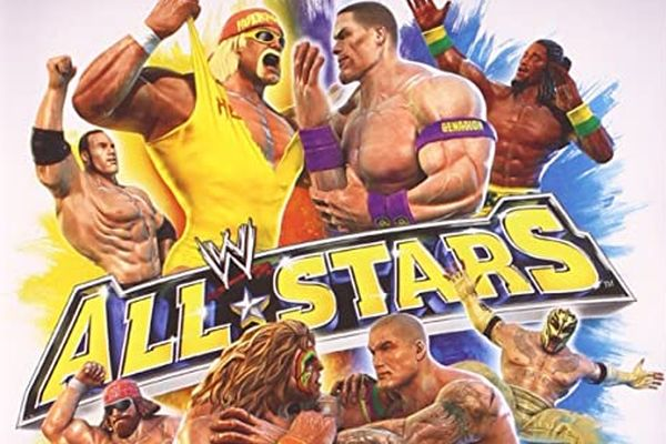 WWE All Stars for Nintendo DS