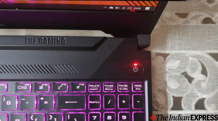 Asus TUF A15, Asus TUF A15 review, Asus TUF A15 indian express review, Asus TUF A15 first look, Asus TUF A15 first impressions, Asus TUF A15 quick review, Asus TUF A15 specifications, Asus TUF A15 specs, Asus TUF A15 price, Asus TUF A15 model, Asus TUF A15 features, Asus TUF A15 display, Asus TUF A15 performance, Should i buy Asus TUF A15