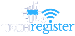 Techregister Logo