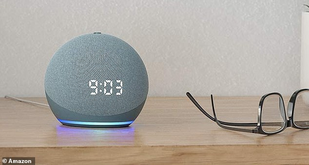 Amazon is launching a new slew of Alexa smart speakers, including the All-New Echo Dot with Clock (£59.99) available for pre-order now