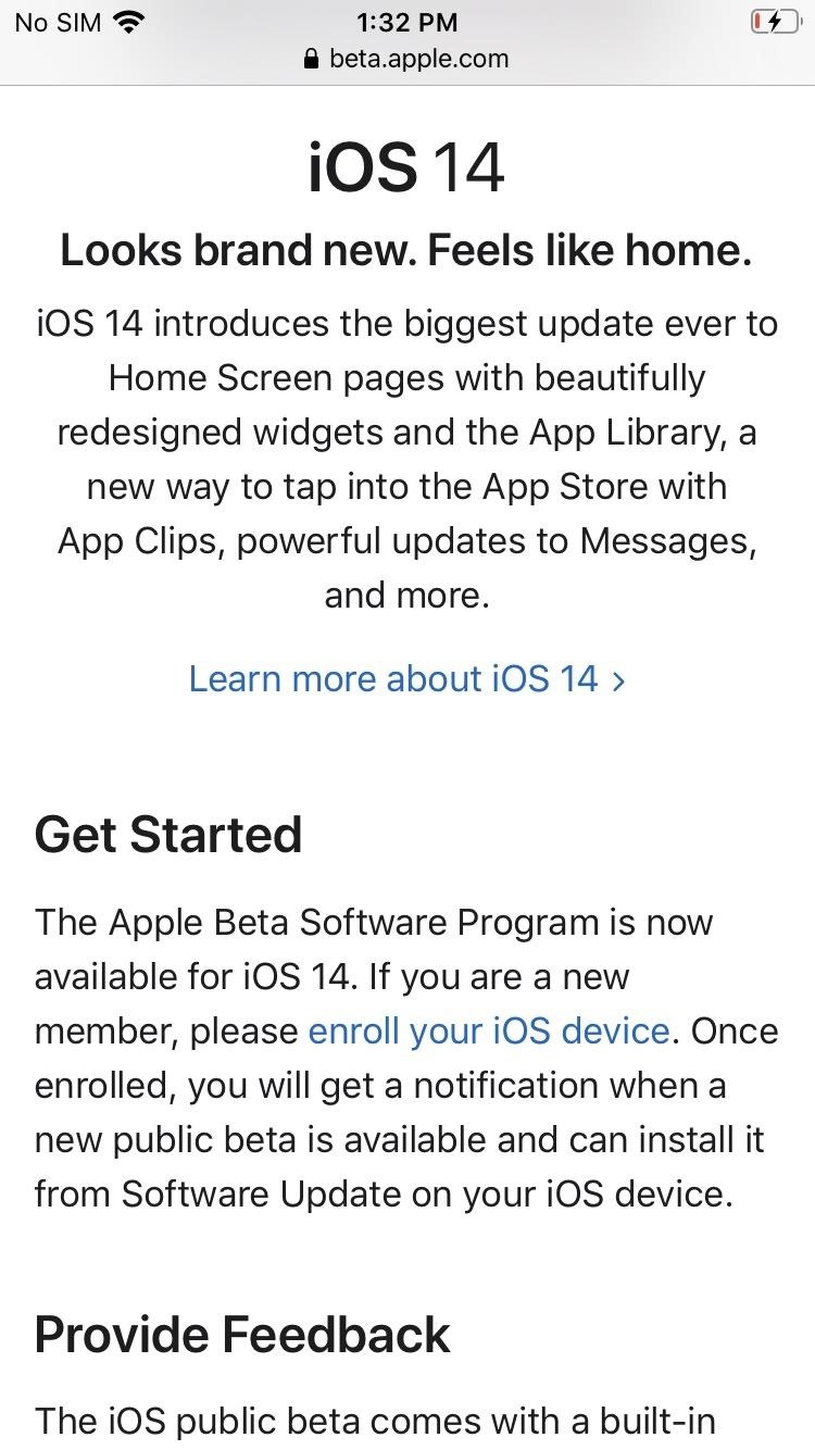 How to Download & Install the iOS 14 GM (Golden Master) on Your iPhone