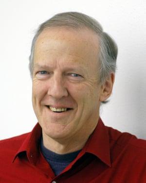 BBC reporter and presenter Hugh Sykes.