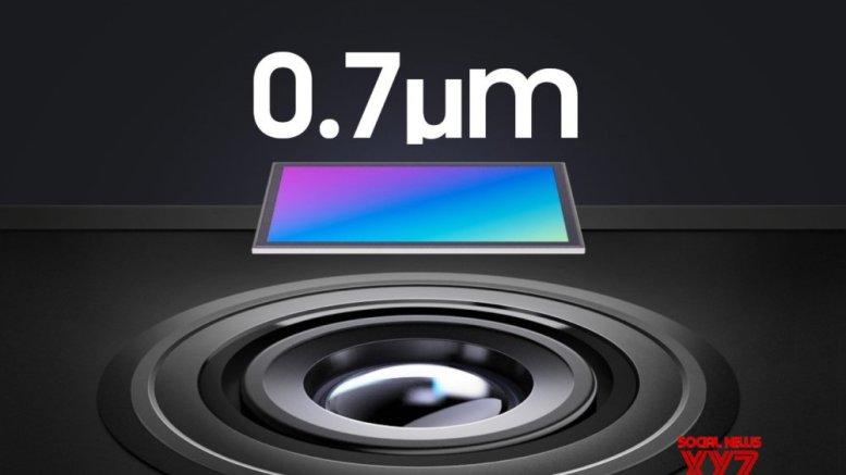 Samsung unveils 0.7 micrometre image sensors for future phones