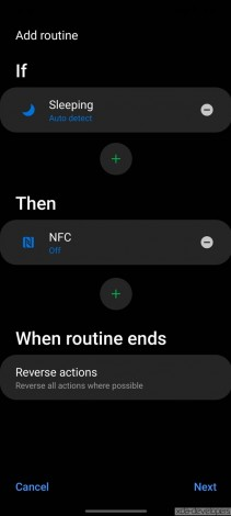 One UI 3.0 new additions (source XDA developers)