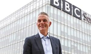 Tim Davie, new BBC director general
