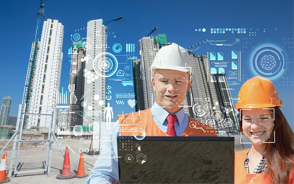 Construction Sites using Artificial Intelligence